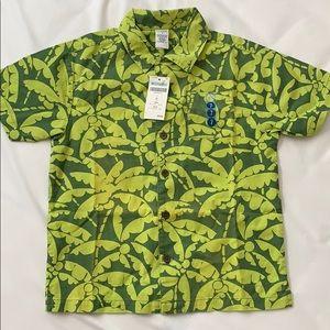 Gymboree Boy's Hawaiian T shirt